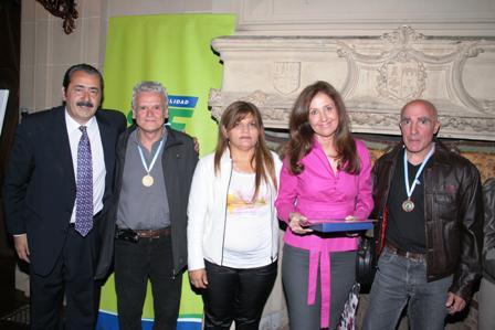 La Municipalidad de San Fernando premió a los ganadores de la edición número XVII del Salón Primavera
