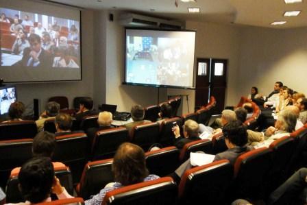 General Pacheco recibió la primera Videoconferencia latinoamericana sobre emprendedorismo