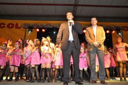 Se realizó la segunda edición del Festival de Danza Jazz 2010 en el Colegio San Marcos de El Talar