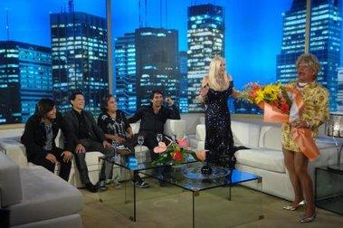 Susana vuelve a la pantalla de Telefe en abril