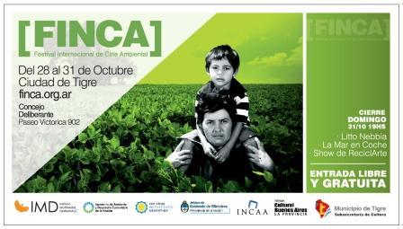 Reprogramación del Festival Internacional de Cine Ambiental (FINCA)