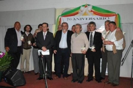 El Club Pacheco celebró sus 70 años y se anunció la reapertura de su Sala de Cine
