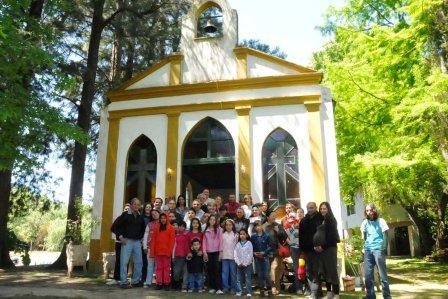 Apoyo a la Capilla Nuestra Señora de Luján del Arroyo Espera