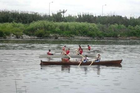 La Escuela Municipal participó en la regata promocional del T.B.C