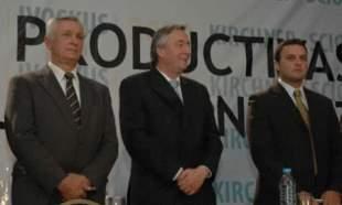 La última visita de Néstor Kirchner a San Martín