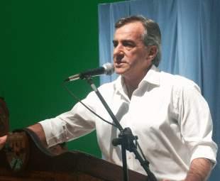 """Cariglino llamó públicamente a oponerse a que se instrumente la """"re-reelección de la Presidenta"""""""