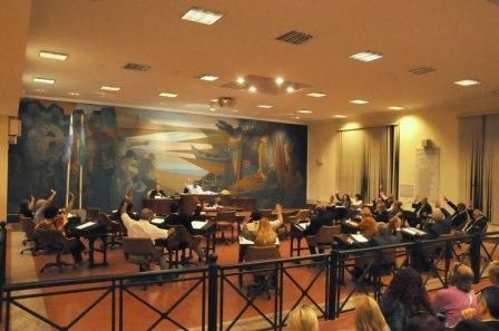 Intensa actividad en el Concejo Deliberante de Tigre