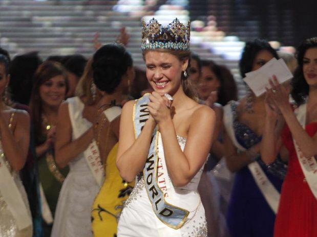 La estadounidense Alexandria Mills fue proclamada Miss Mundo el sábado