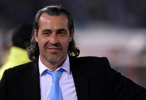 Sergio Batista es el elegido para reemplazar a Diego Armando Maradona al frente del seleccionado argentino de fútbol