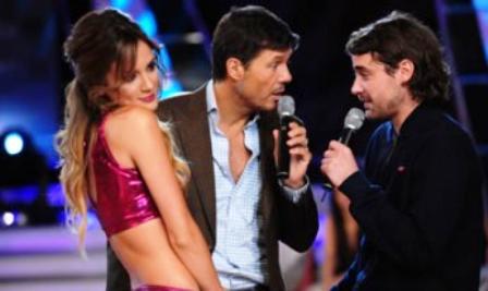 Paula Cháves sobresale en ShowMatch por su relación en pantalla con Peter