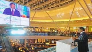 Se inauguró el Tortugas Open Mall en Malvinas Argentinas