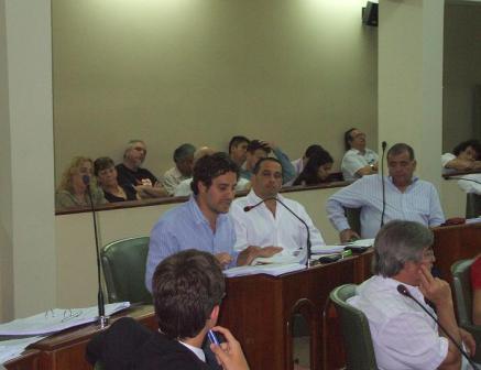 Homenaje a Néstor Kirchner en el HCD de San Isidro