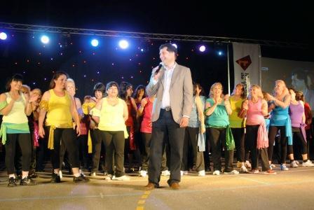 Se realizó el Festival de Gimnasia Artística en Don Torcuato