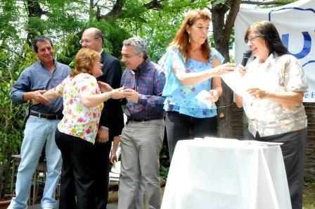 Homenaje a los docentes de Tigre por su trayectoria pedagógica