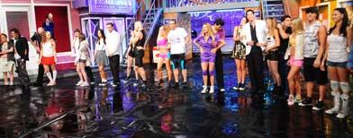 El destino de siete parejas quedó en suspenso tras el duelo de Bailando bajo la lluvia