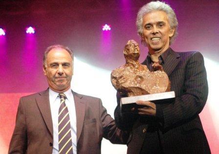 Se entregaron los Premios Atahualpa al folklore en Vicente López