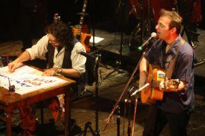 Kevin Johansen + Liniers: Acuarela de canciones