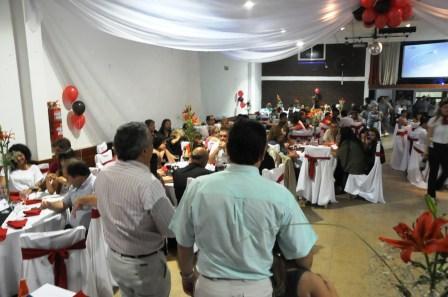 El Club Rincón celebró un nuevo año de vida