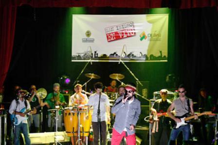 Nonpalidece cerró el ciclo San Isidro en vivo 2010