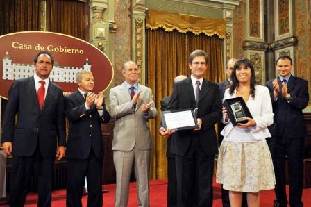 San Fernando premiado por su calidad institucional, transparencia y satisfacción ciudadana