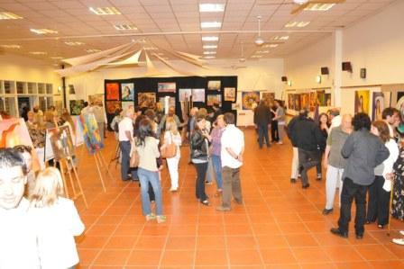 Muestra de Arte Pictórico en Don Torcuato
