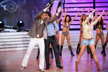 Marcelo Tinelli prefirió dedicar numerosos minutos a promocionar el casting para el reality Soñando por bailar