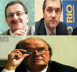 Participaron Bernardo Kosacoff, Enrique Cristofani y José Ignacio de Mendiguren