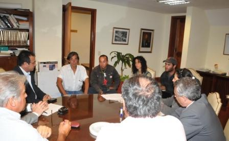 Nueva Reunión de la Comisión Especial de Punta Canal del HCD de Tigre