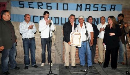 La Orquesta de Don Torcuato recibió apoyo por su labor cultural
