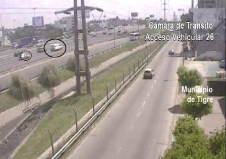 Robo al blindado: otra cámara de Tigre aporta pruebas a la justicia