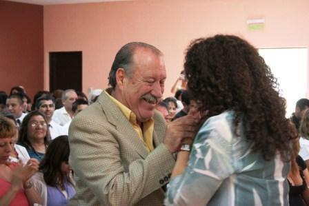 Amieiro destacó las decisiones de Cristinba Fernández y de Daniel Scioli