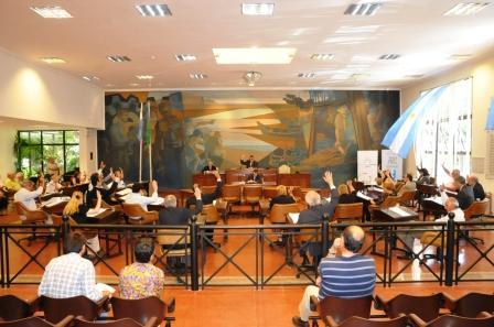 El HCD de Tigre aprobó por unanimidad las ordenanzas fiscales e impositivas