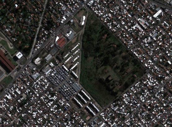 La municipalidad de San Isidro tomó control del predio Carlos de Arenaza