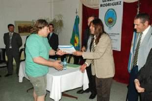 Se entregaron certificados de Bien de Familia en General Rodriguez