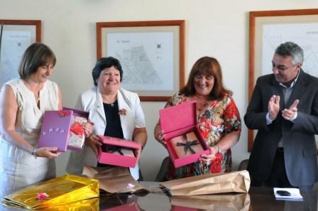 Homenaje a docentes en el HCD de Tigre