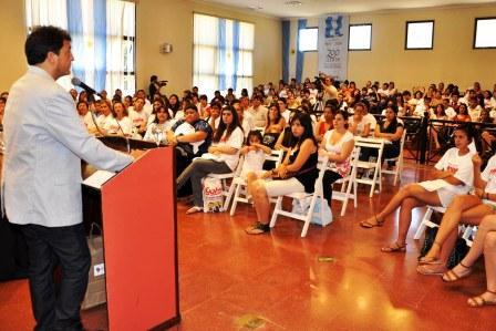 Más de 200 estudiantes participaron del cierre anual de Tigre Educa