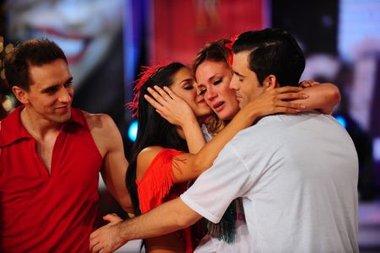 Paula Cháves es finalista de Bailando por un sueño, tras dejar en el camino a Silvina Escudero
