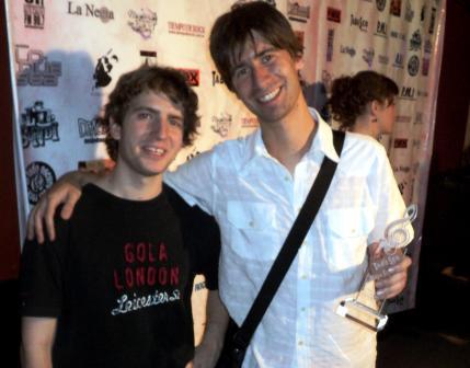 Yo, Tú, El & Ella se consagró Mejor Banda del Año 2010