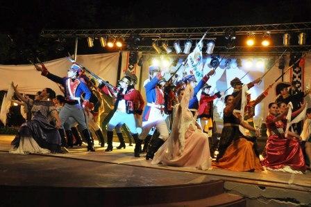 General Pacheco disfrutó con emoción el IX Festival Folclórico Popular