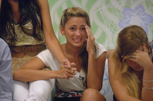 Rocío Magallán Gancedo se convirtió en la primera participante en abandonar la casa de Gran Hermano 2011