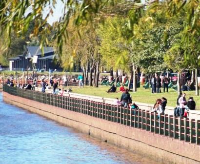 Opciones para vivir el verano en San Fernando
