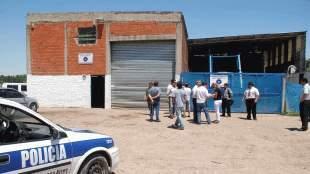 Pilar: Clausuran empresa de Residuos Industriales que tiraba desechos al Río Luján