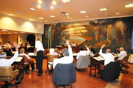 El HCD de Tigre aprobó el Presupuesto 2011