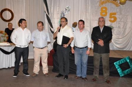 El Club Deportivo Tigre cumplió 85 años
