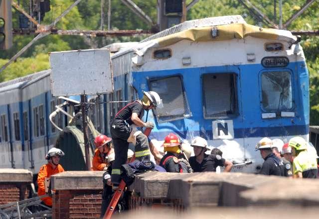 Más de 45 heridos, dos de ellos graves, por choque de trenes en Palermo