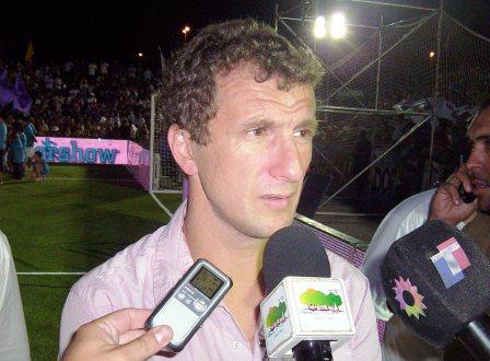 """Arruabarrena aspira a dejar a Tigre en primera: """"tenemos que alcanzar a San Lorenzo"""""""