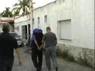 Las cámaras de Tigre atraparon a falso bombero que robó equipamiento del cuartel