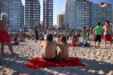 Más de 90% de ocupación en la costa bonaerense para enero