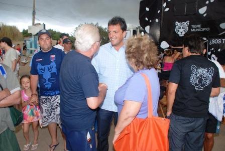 """San Clemente: Massa presente en la experiencia """"Soy Tigre"""", la promoción que sorprende este verano en toda la Costa Atlántica"""