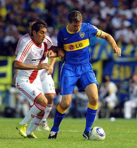 Boca quedo como dueño del fútbol de verano 2011 tras empatar con River